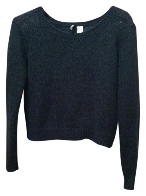 Preload https://img-static.tradesy.com/item/417817/divided-by-h-and-m-grey-blue-sweaterpullover-size-4-s-0-0-650-650.jpg