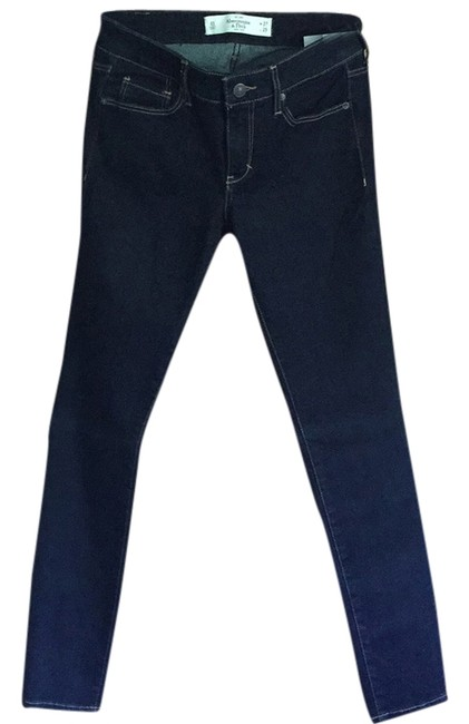 Preload https://img-static.tradesy.com/item/4180456/abercrombie-and-fitch-dark-rinse-the-a-and-f-super-skinny-jeans-size-27-4-s-0-0-650-650.jpg