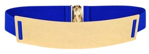 Other Smooth Plate Stretch Waist Belt