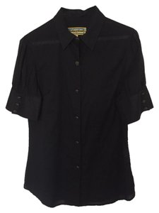 Libertine Roses Limited Edition Target Top black