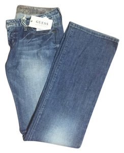 Guess Moonrise Wash Never Worn Boot Cut Jeans-Light Wash