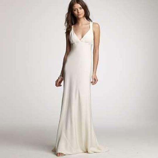 Preload https://item3.tradesy.com/images/jcrew-ivory-silk-avery-gown-tricotine-casual-wedding-dress-size-6-s-41832-0-0.jpg?width=440&height=440