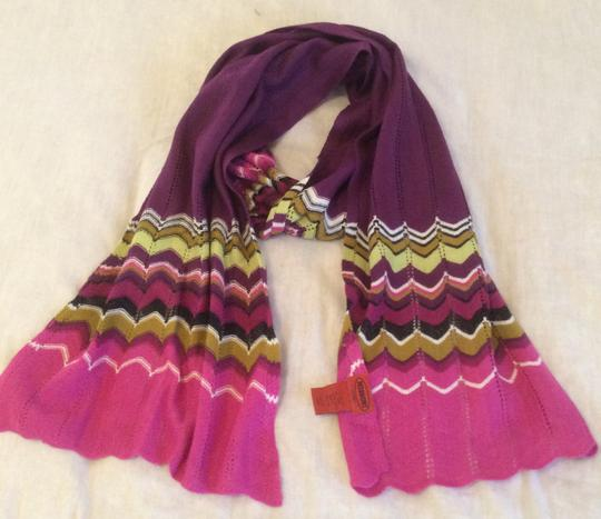 Missoni for Target Missoni For Target Chevron Scarf in Purple