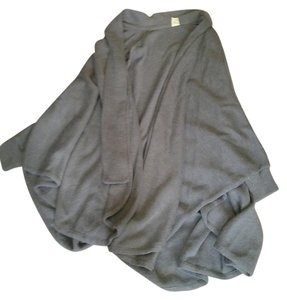 Rando made in Greece Poncho Gray Cape