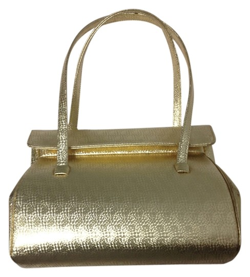 Preload https://item3.tradesy.com/images/saks-fifth-avenue-hand-leather-party-night-out-satchel-gold-4184032-0-0.jpg?width=440&height=440