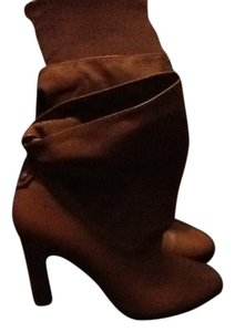 Ann Taylor Vicuna (brown) Boots