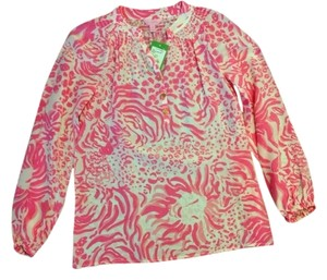 Lilly Pulitzer Top Get Spotted