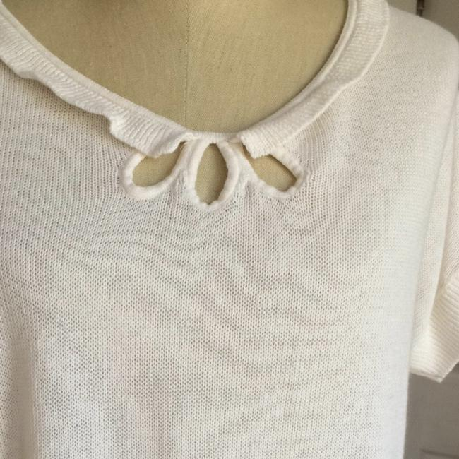 Anthropologie Johnny Collar Sweater
