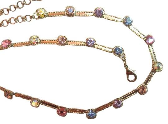 Preload https://item4.tradesy.com/images/sorrelli-purple-blue-pink-and-gold-swarovski-crystal-pastel-necklace-4184698-0-0.jpg?width=440&height=440