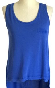 Zara Top Royal Blue