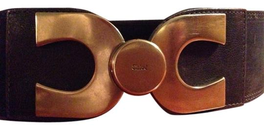 Chloé Chloe Belt With Gold