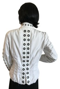 Marc Jacobs White Blazer