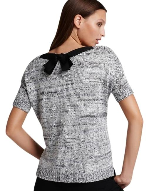 Preload https://img-static.tradesy.com/item/418526/vince-camuto-party-perfectunderstated-sequin-glow-sweaterpullover-size-6-s-0-0-650-650.jpg