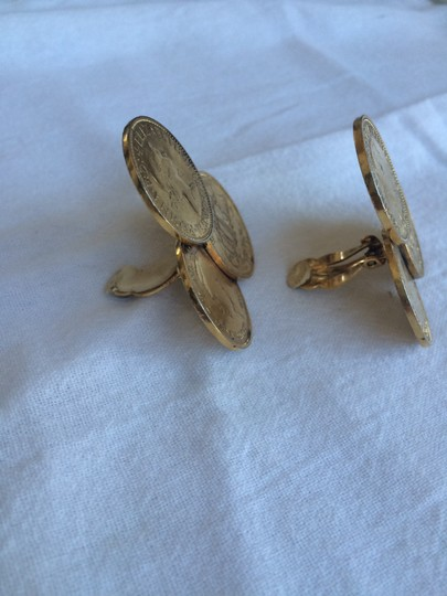 Other Coin Clip on Earrings