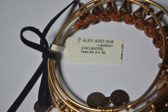 Alex and Ani Alex and Ani Set of 3 Gold Peace NWT - Peace Sign; Peace; Spiked ALL RETIRED