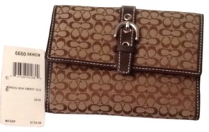 Coach Brand New Coach Wallet