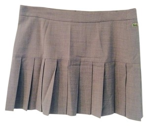 Lacoste Mini Skirt Grey