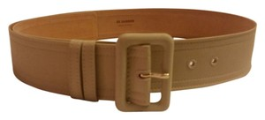 Jil Sander REDUCED! Jil Sander belt with gold hardware