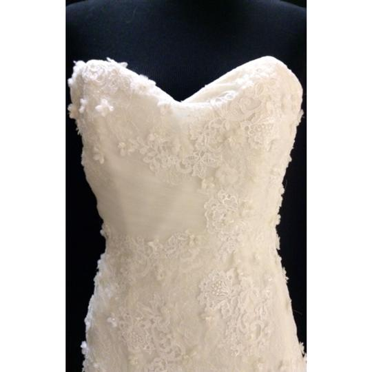 Pronovias Ivory Formal Wedding Dress Size 8 (M)