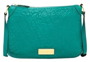 Marc by Marc Jacobs Green Teal Cross Body Bag
