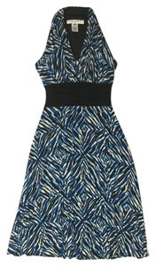 Evan Picone Halter Dress