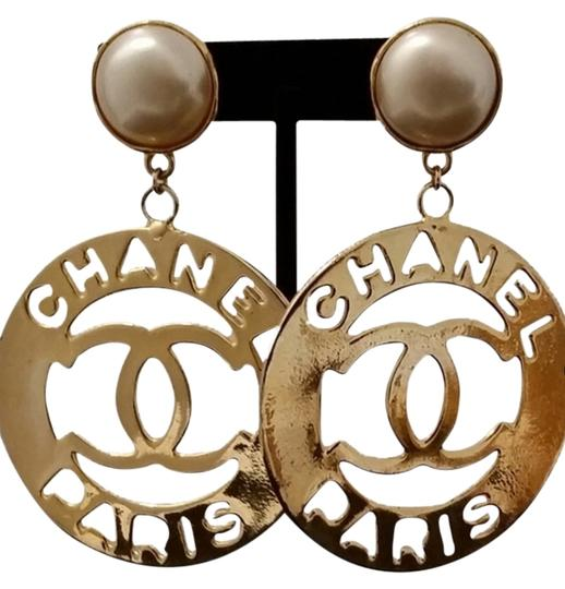 Preload https://item3.tradesy.com/images/chanel-gold-famous-vintage-paris-plated-cutout-clip-earrings-4188817-0-0.jpg?width=440&height=440
