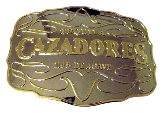 Preload https://img-static.tradesy.com/item/4189147/silver-gold-rare-collectors-limited-edition-cazadores-tequila-buckle-mexican-buckle-nasty-gal-lace-u-0-0-540-540.jpg