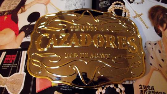 Other Rare Collectors Limited Edition Cazadores Tequila Belt Buckle Mexican Gold Silver Buckle Nasty Gal Lace up Millet Unique Designer Animal Print Hipster Hip Pinterest Tumblr Evening Casual Night Wear Date Night Night Out Avante Garde Sunset Hollywood Rocker Punk Rockabilly Greaser 50s Rockabilly Rocker Beautiful Tulle Cabi Vintage Inspired Burlesque Pin Up Doll Mod 1950s 40s 70s Yellow Retro Floral Stripe Red White Blue Office Executive Cocktail Designer Purple Orange Black Blue Yellow Studded Rhinestone Gypsy Boho Bohemian Summer Beach Vacation Resort Style Event Nordstrom Career Day Stylish Pretty Girly Outfit Girl Barneys Saks 5th Ave Saks Saks 5th Avenue Neiman Marcus Rainbow Festival New York Hot Los Angeles Venice Beach