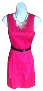 A. Byer short dress Pink on Tradesy