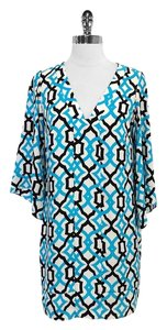 Alice & Trixie short dress Geo Print Silk on Tradesy