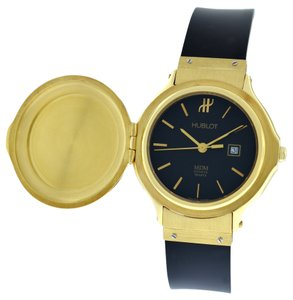 Hublot Hublot MDM Geneve 18K Yellow Gold Quartz Watch