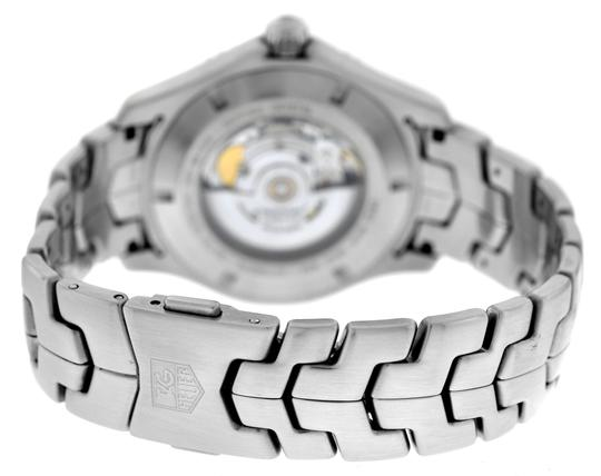 TAG Heuer Tag Heuer Link Caliber 5 WJ201A Steel Date Automatic Watch