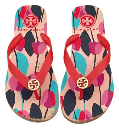 Preload https://img-static.tradesy.com/item/4190935/tory-burch-red-flip-flops-sandals-size-us-7-regular-m-b-0-0-540-540.jpg