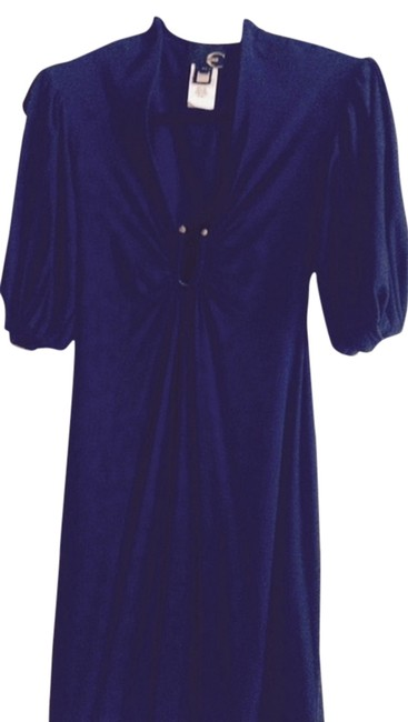 Preload https://item2.tradesy.com/images/just-cavalli-purple-mid-length-night-out-dress-size-8-m-4191196-0-0.jpg?width=400&height=650