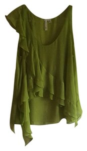 Robbi & Nikki by Robert Rodriguez Top Light green