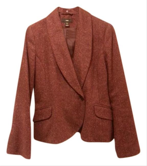H&M Burgundy Jacket