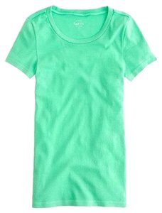 J.Crew T Shirt Mint, Green