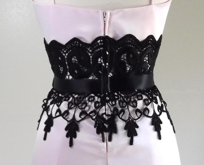 Other short dress Pink / Black Prom Special Occasions Quinceanera Lace Formal Homecoming on Tradesy