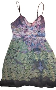 Urban Outfitters short dress multicolor on Tradesy