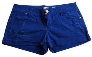 Indigo Rein Mini/Short Shorts Blue