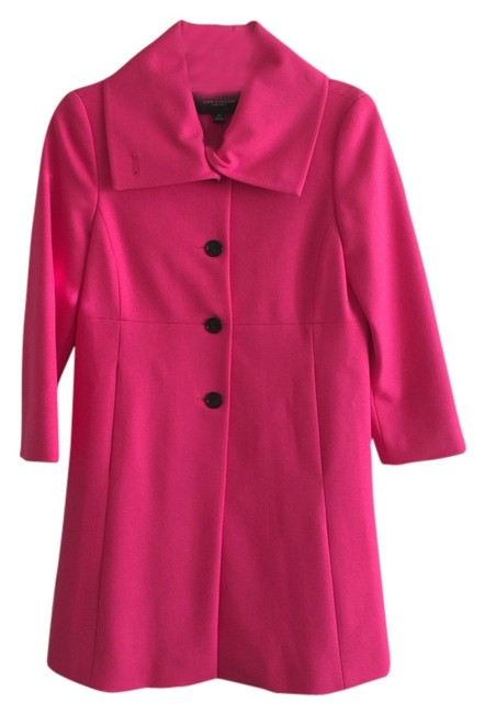 Preload https://img-static.tradesy.com/item/4193050/ann-taylor-pink-afternoon-topper-size-0-xs-0-0-650-650.jpg