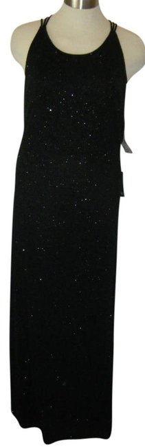 ONYX NITES Evening Nwt Slinky Acetate Stretch Dress