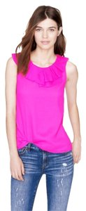 J.Crew Top Bright Pink