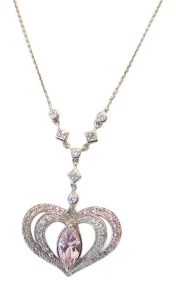 necklace pink jewellery shop diamond gold pendant mccalls rose products aberdeen platinum