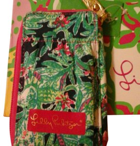 Lilly Pulitzer LILLY PULITZER CARDED ID SMART PHONE BRIGHT NAVY TRUNK SHOW