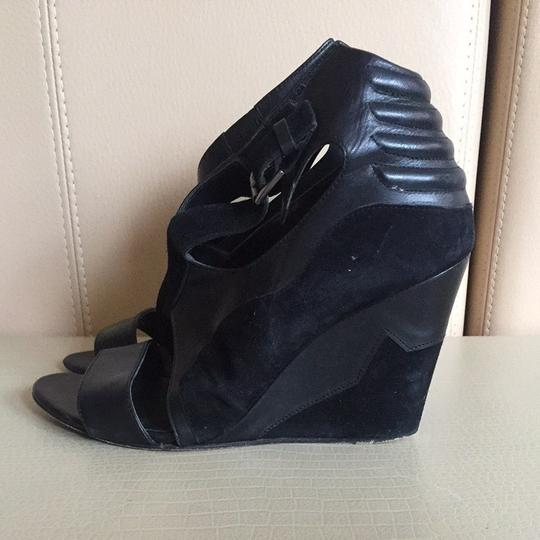 Surface to Air Black Wedges