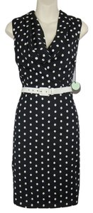 Eva Franco Polka Dot Pinup Rockabilly Dress