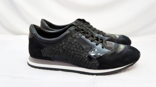 Alexander Wang New Dillon Perch Sneaker Black Athletic