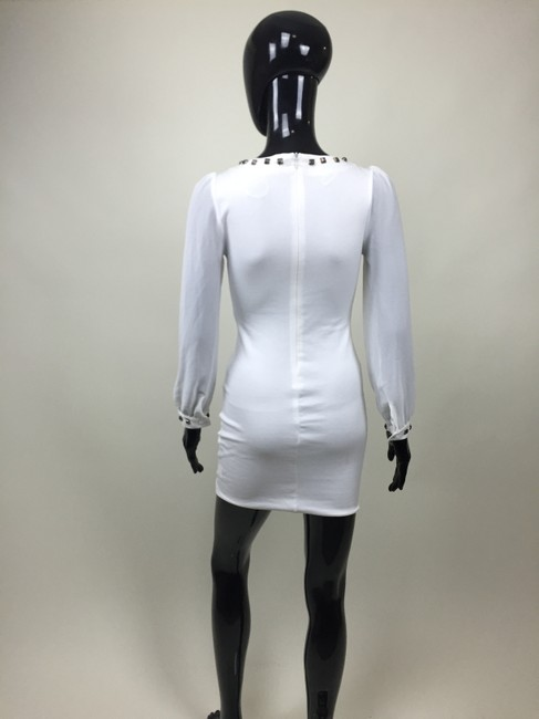 Other Studs Long Sleeve Dress
