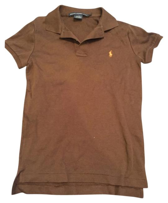 Ralph Lauren Top Brown